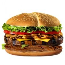 Double Burger & Doner Mix