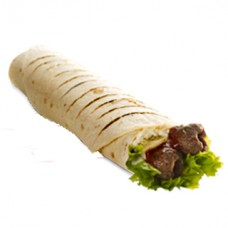 Lamb Shish Wrap