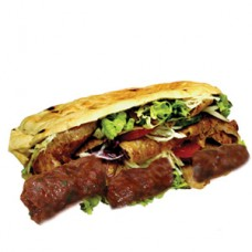 Burger Doner Mix Kebab
