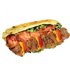 Chicken & Shish Mix Kebab