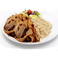 Doner Meat & Rice