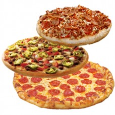 Any 3 x 12'' Pizzas