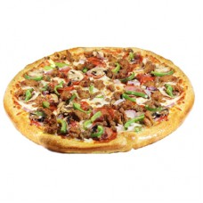 Hot & Spicy Pizza