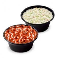 Coleslaw / BBQ Beans